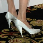 White Stilettos Fashion: Fad or Comeback?