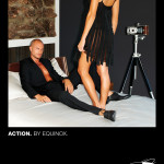 Equinox Ad Campaign 2013 with Fashion Photographer Terry Richardson