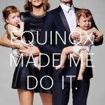 Equinox Ad Campaign 2015: Equinox Made Me Do It with Rankin
