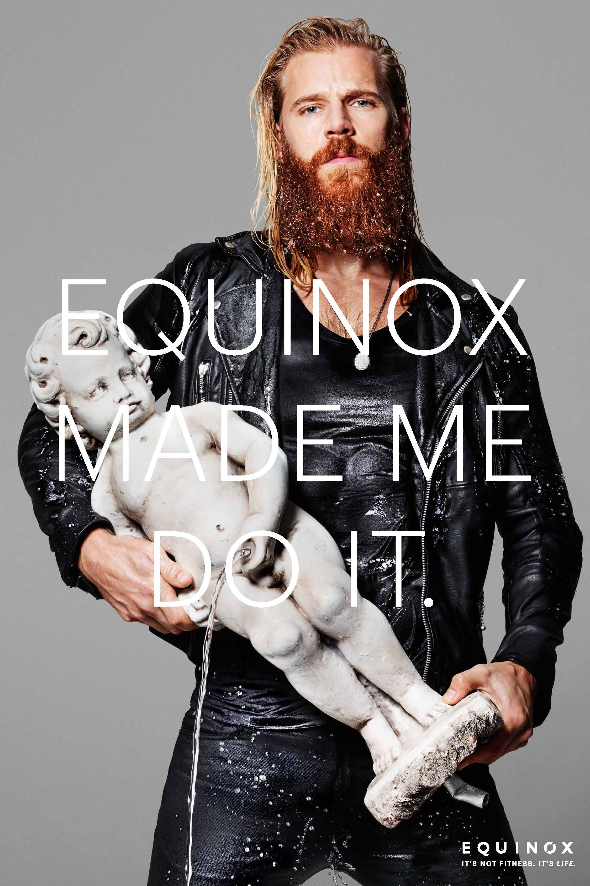 Equinox ad campaign 2015 Equinox Made Me Do It by Rankin 02