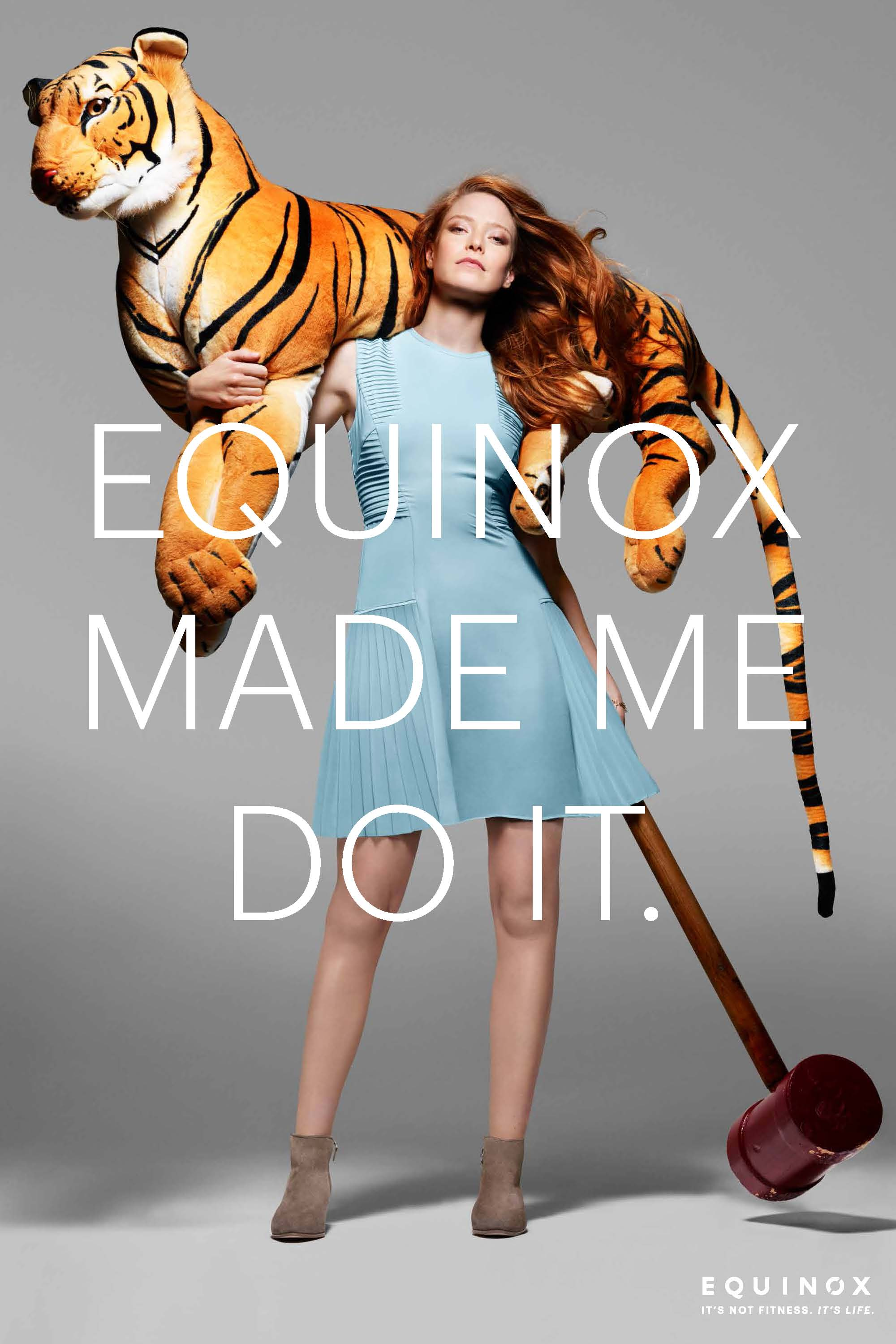 Equinox ad campaign 2015 Equinox Made Me Do It by Rankin 03