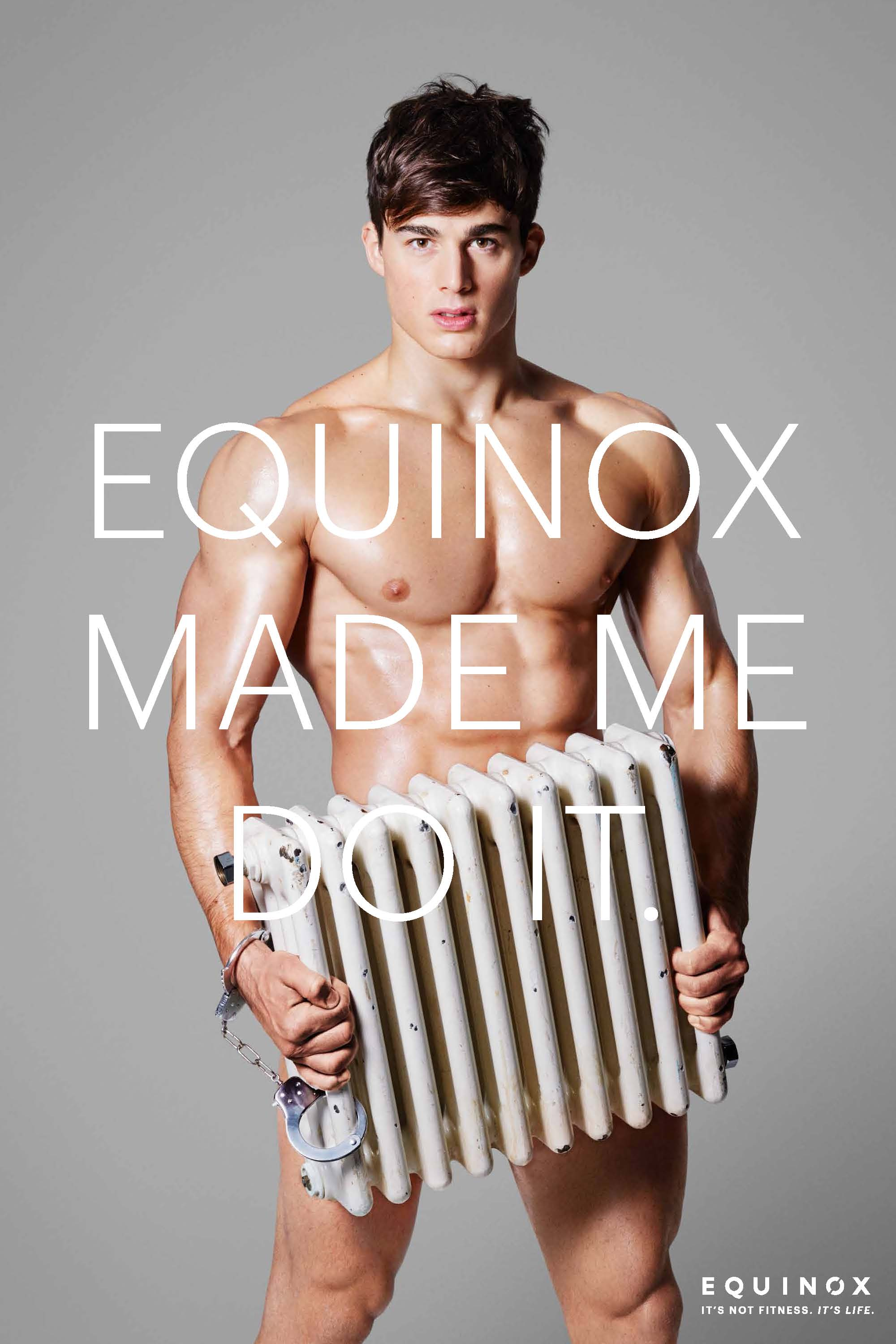 Equinox ad campaign 2015 Equinox Made Me Do It by Rankin 04