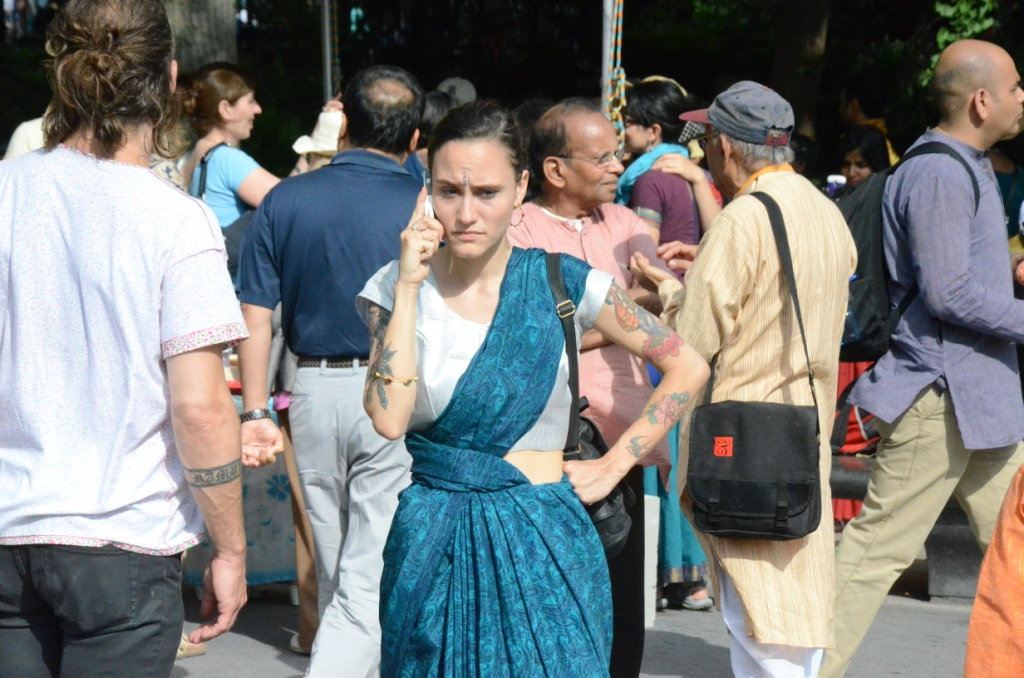 Hare Krishna Parade New York 2014 Fashion 02