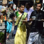 Hare Krishna Parade New York 2014 Traditional Indian Clothes 01